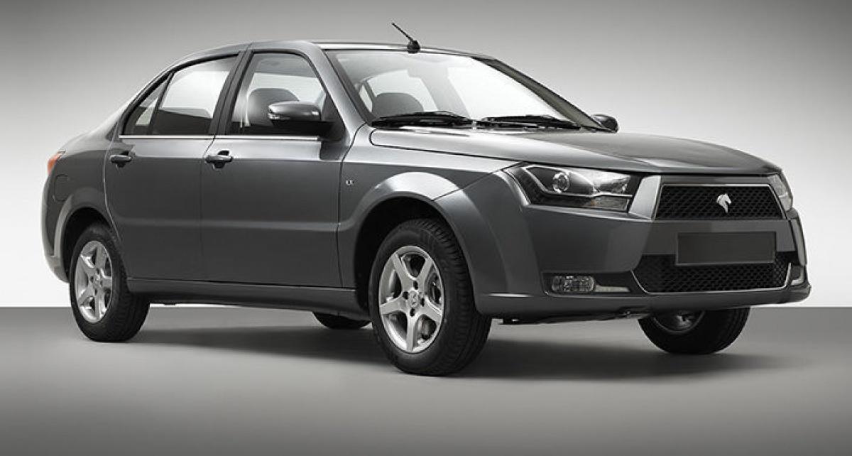 Иранский автомобиль Dena может появиться в Украине
