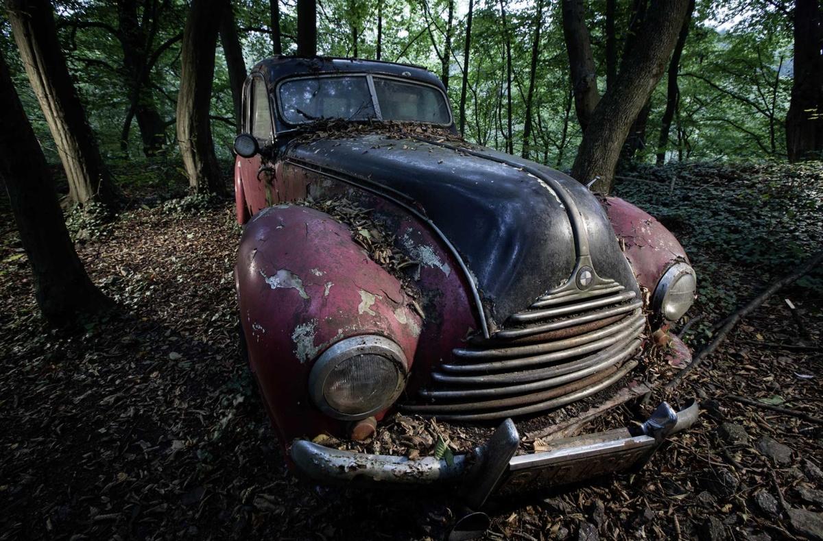 Как владельцы портят свои редкие и раритетные автомобили - коллекция МихаэляФрёлиха
