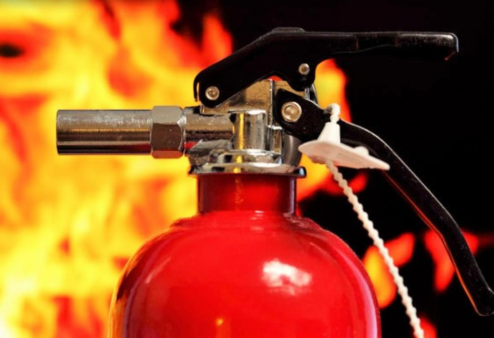огнетушитель для машины - типы, характеристики