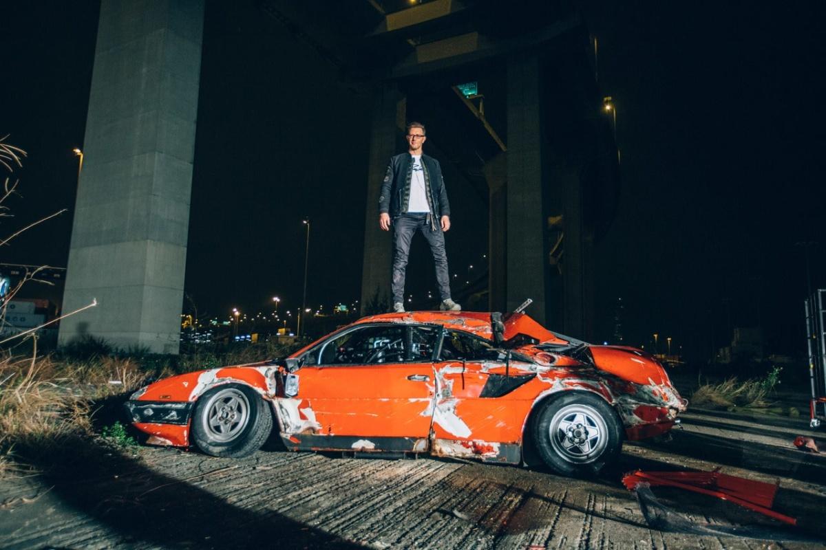 Как владельцы портят свои редкие и раритетные автомобили - Ferrari Mondial
