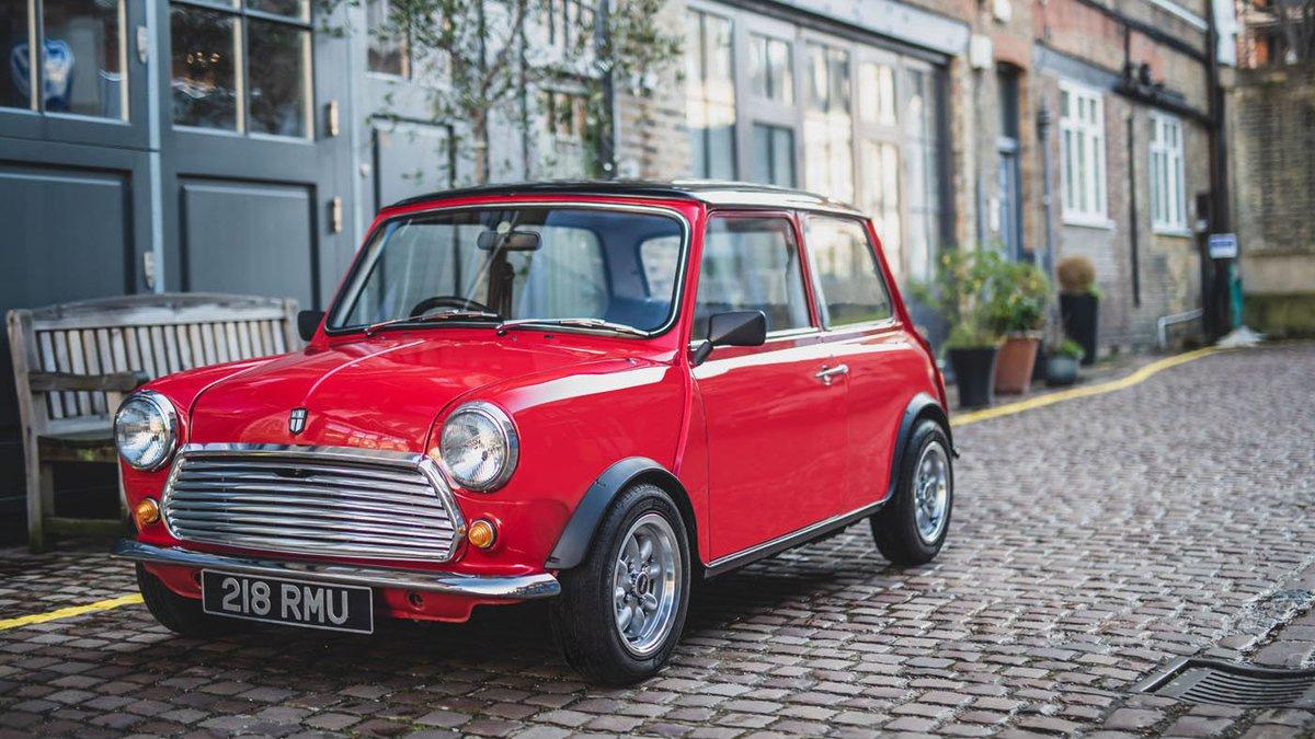 электромобиль Swind E Classic Mini