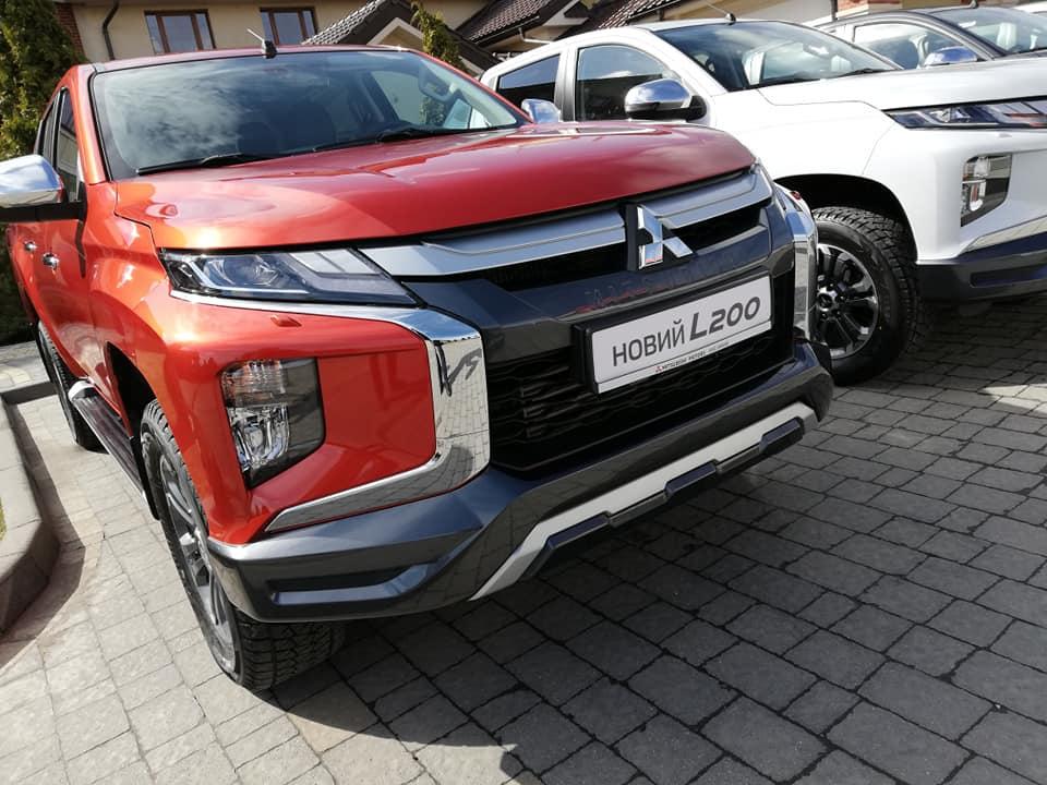 Смотри! Новые модели Mitsubishi 2019 года