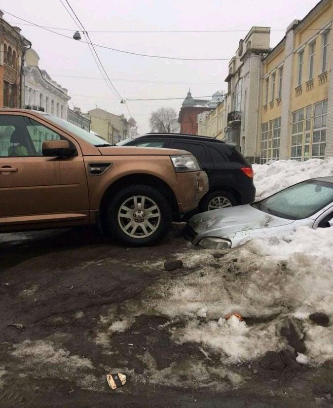 автомобиль-подснежник