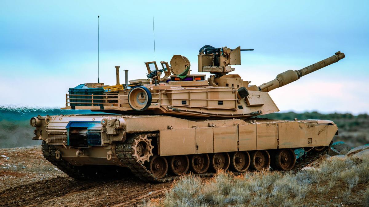 Abrams M1A2C