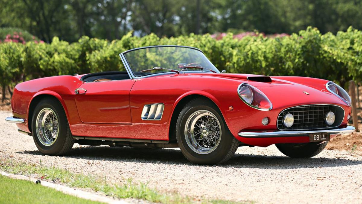 Ferrari Spider California
