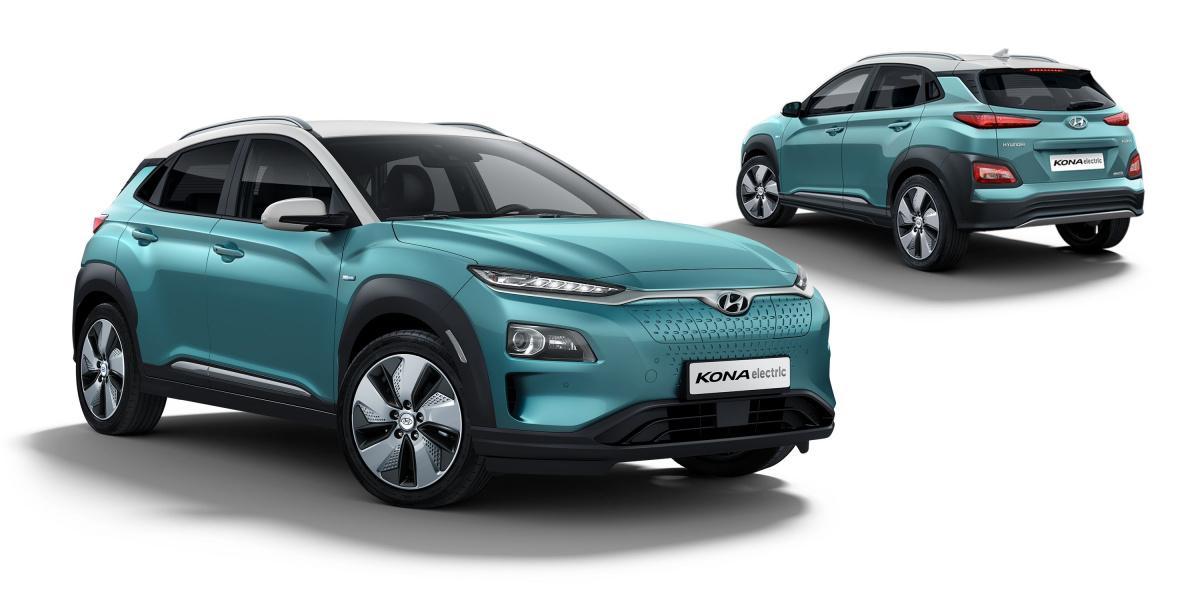 7 моделей авто для миллениалов - Hyundai Kona EV