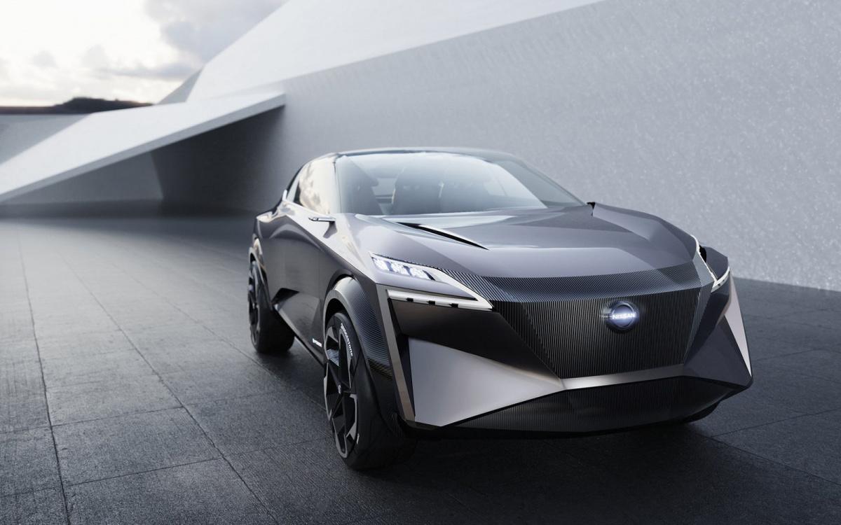 электрокар Nissan IMQ