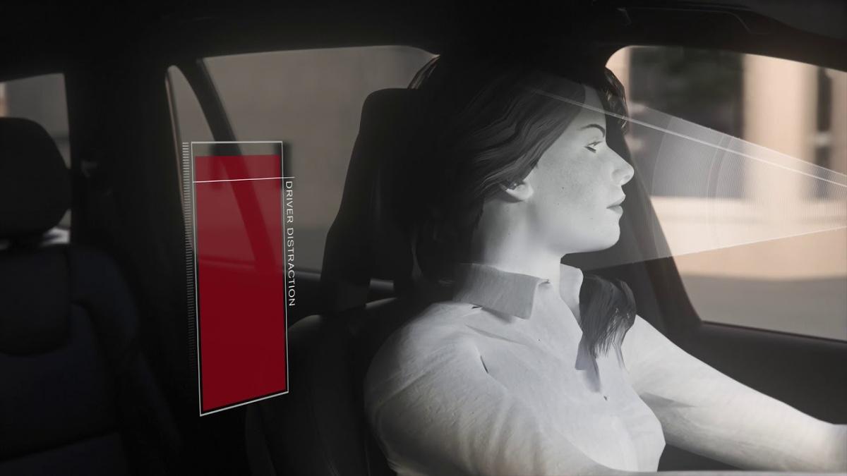 Автомобили Volvo следующего поколения будут вычислять пьяных водителей