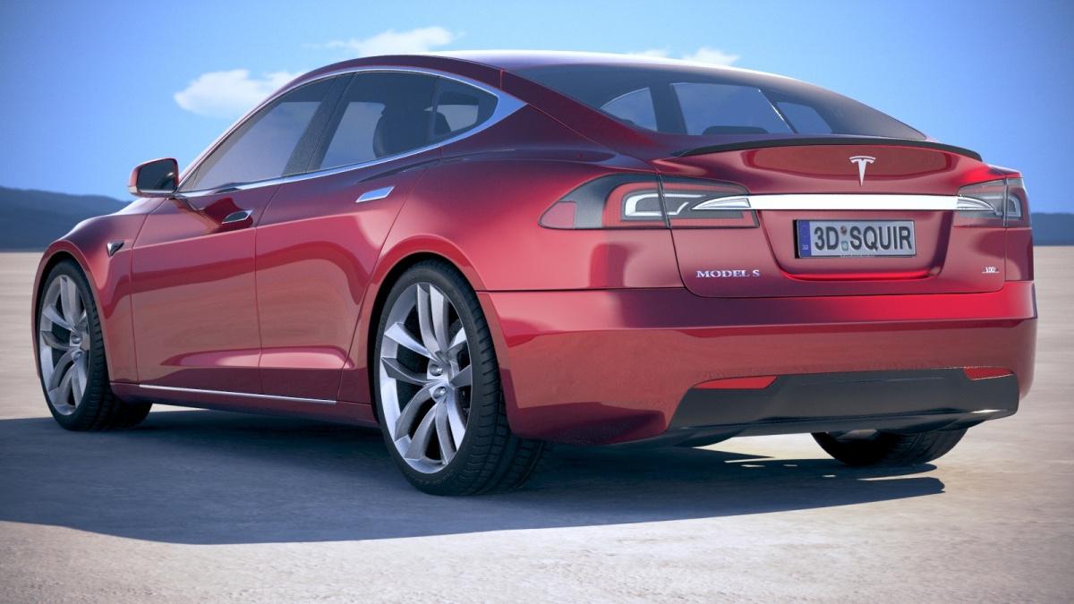 Разгон от 0 до 100 км/ч меньше, чем за 3 секунды - Tesla Model S P100D 2019
