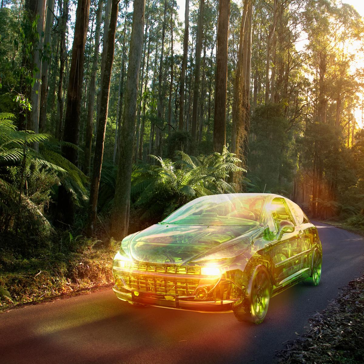 продажи авто на электротяге за 2018 год