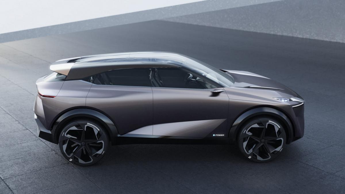 Nissan IMQ профиль