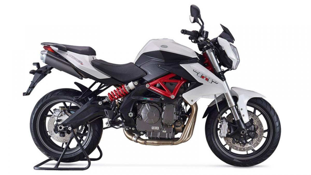 дорожный мотоцикл Benelli TNT 600S
