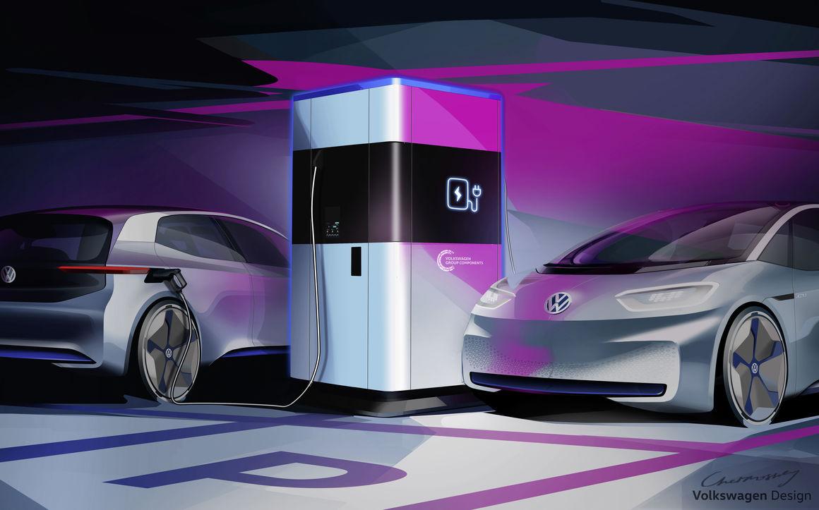 Volkswagen выступил против дизельных, бензиновых и гибридных авто