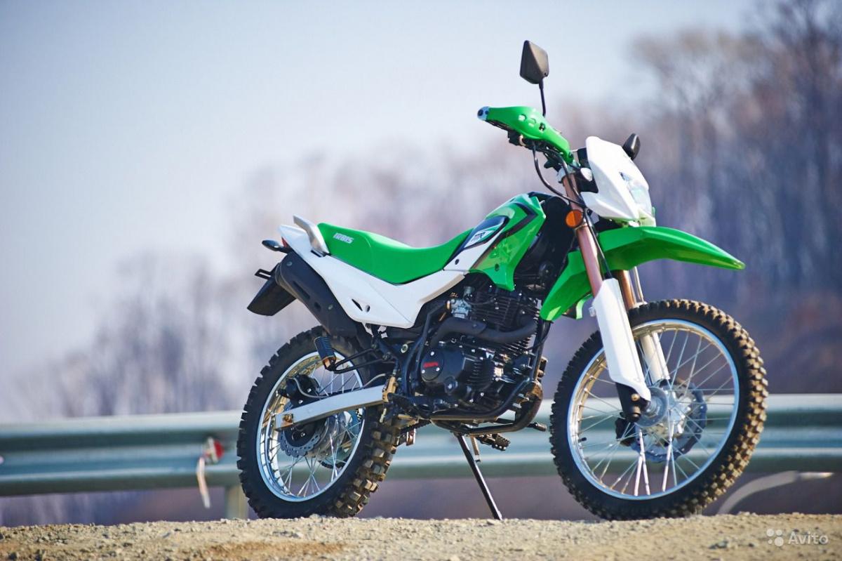 китайские мотоциклы - ТОП 10 самых популярных и покупаемых мотоциклов в Украине
