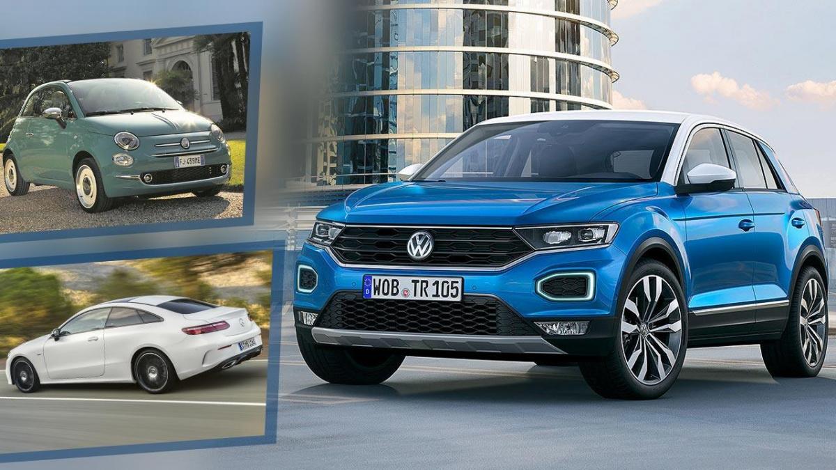 какие автомобили предпочитают покупать немцы