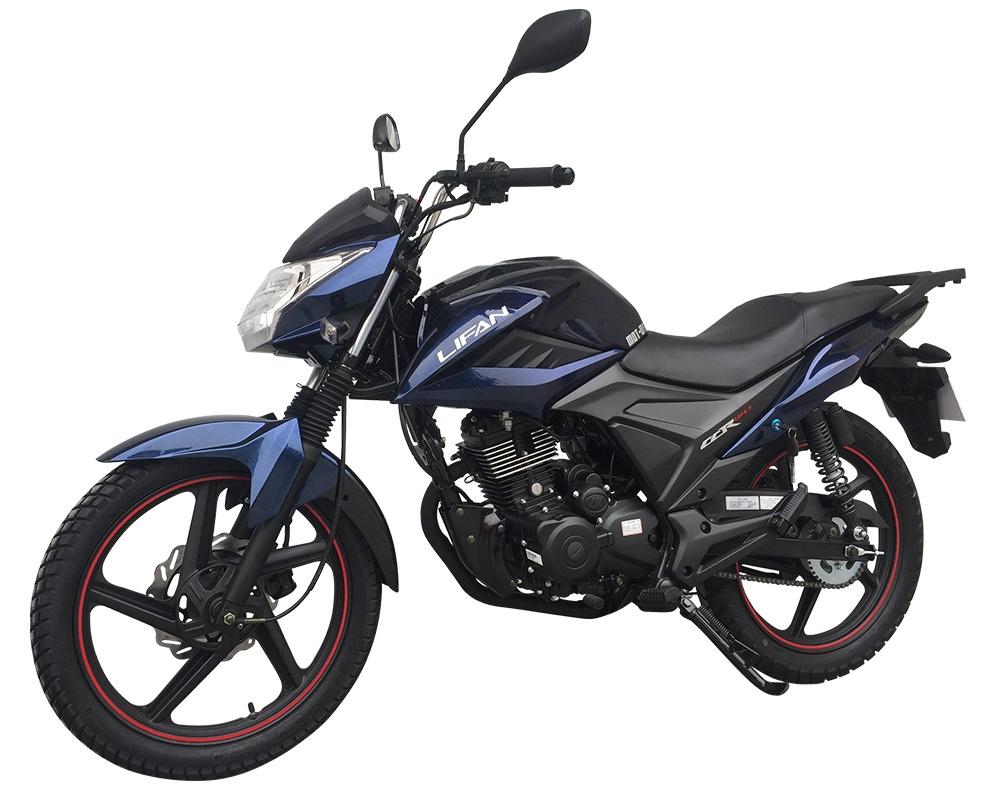 ТОП 10 самых популярных и покупаемых мотоциклов в Украине - мотоцикл Lifan LF150-2E