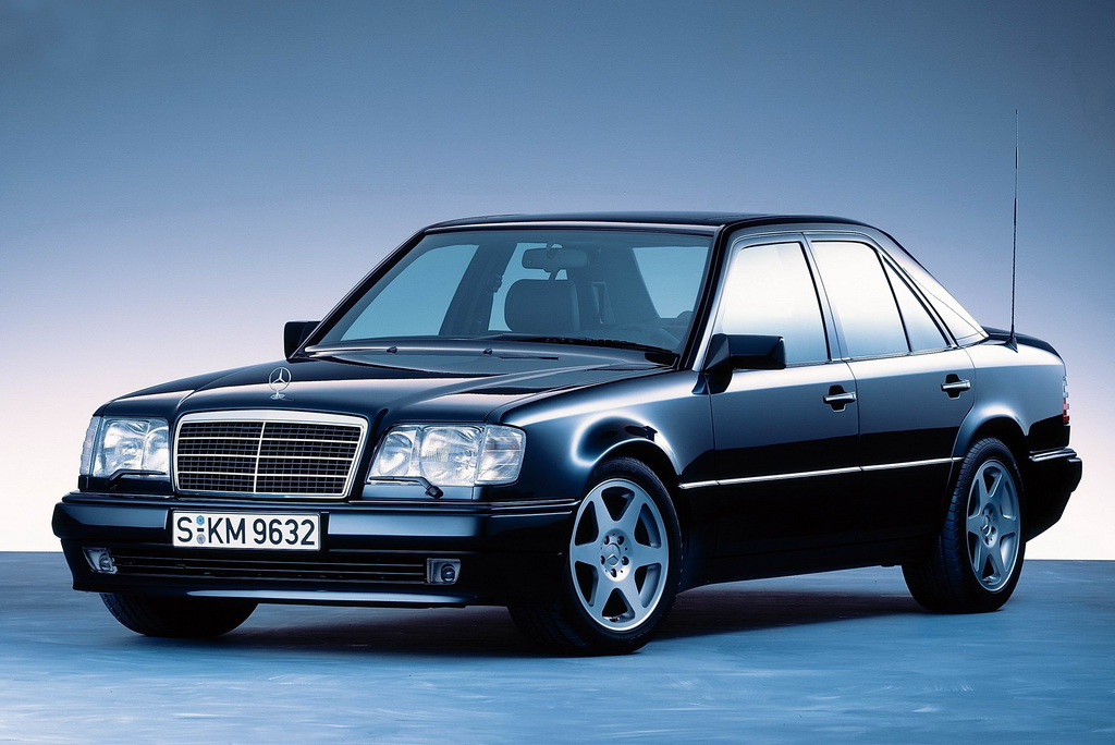 Mercedes-Benz E500