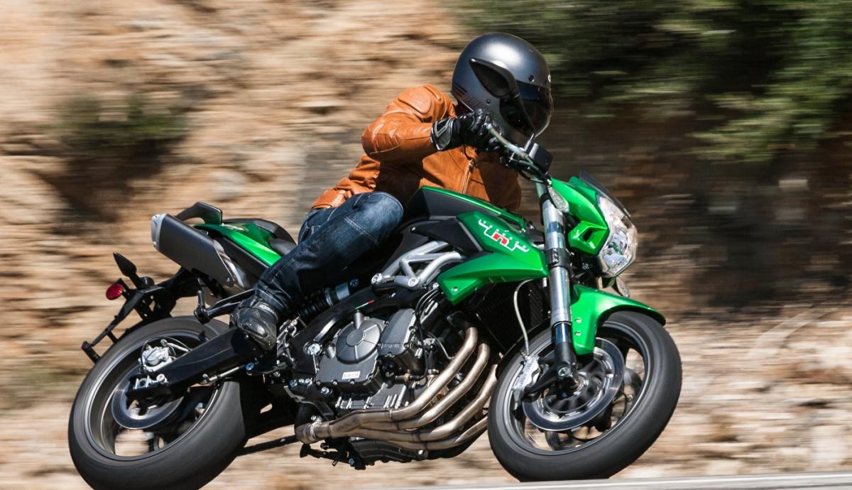 дорожный мотоцикл Benelli TNT 600S Украина