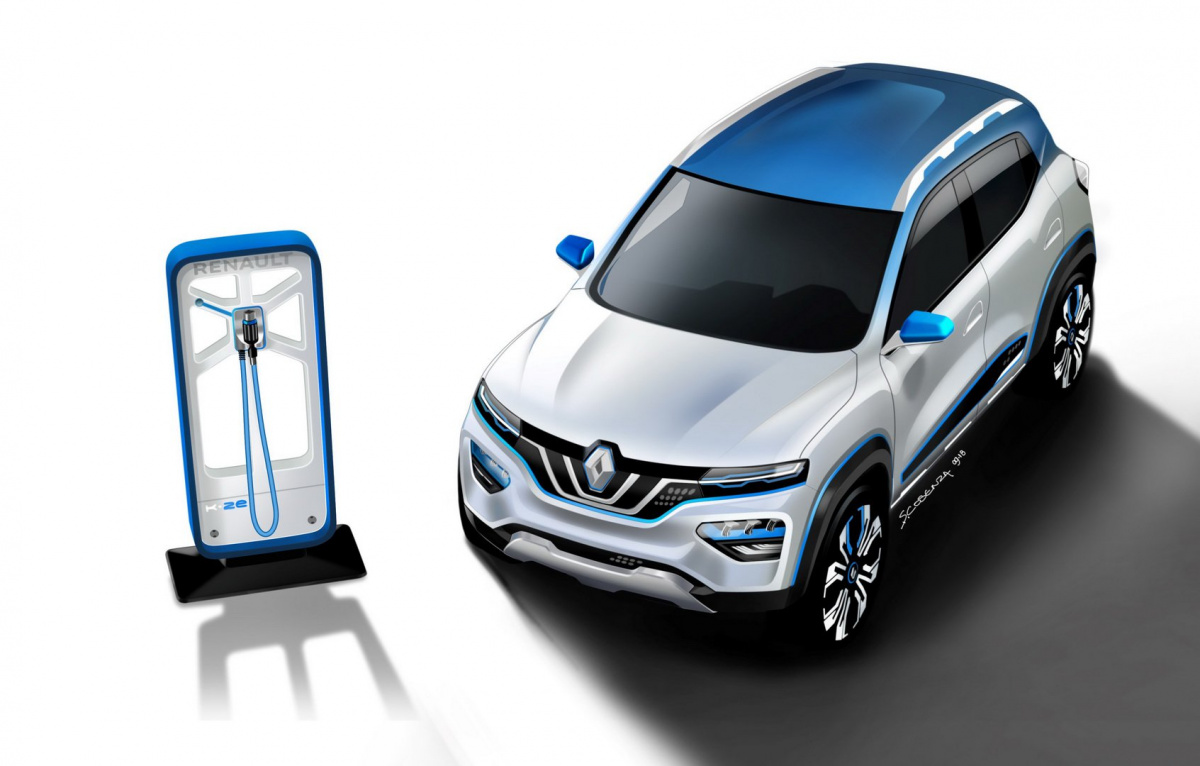 Renault City K-ZE All-Electric