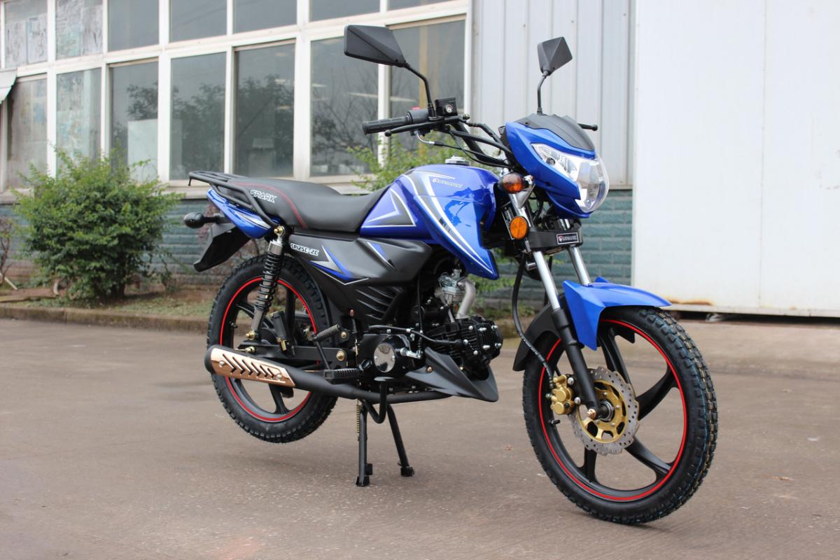 ТОП 10 самых популярных и покупаемых мотоциклов в Украине - мотоцикл Spark SP125С-2C