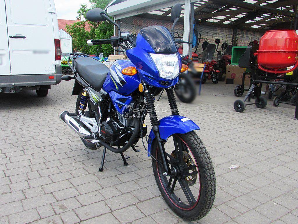 ТОП 10 самых популярных и покупаемых мотоциклов в Украине - мотоцикл Spark SP200R-25