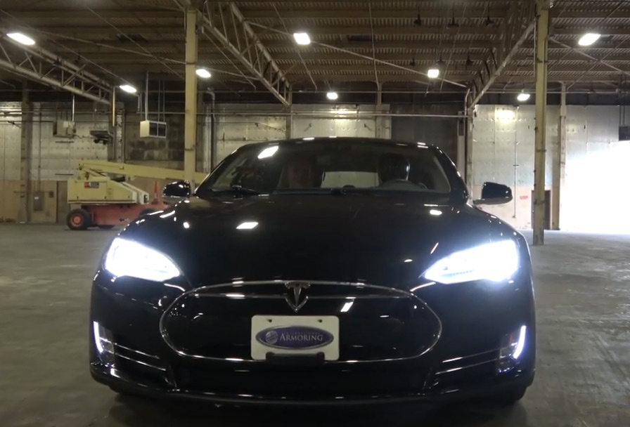 Tesla Model S Armomax
