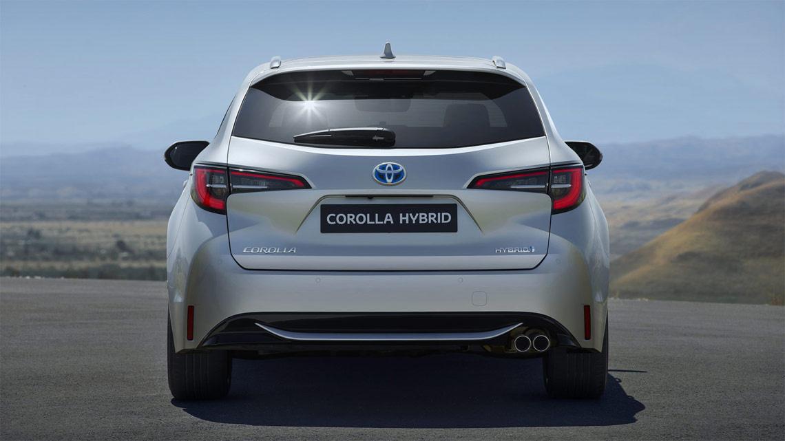 Toyota Corolla будет работать на электричестве, бензине и этаноле