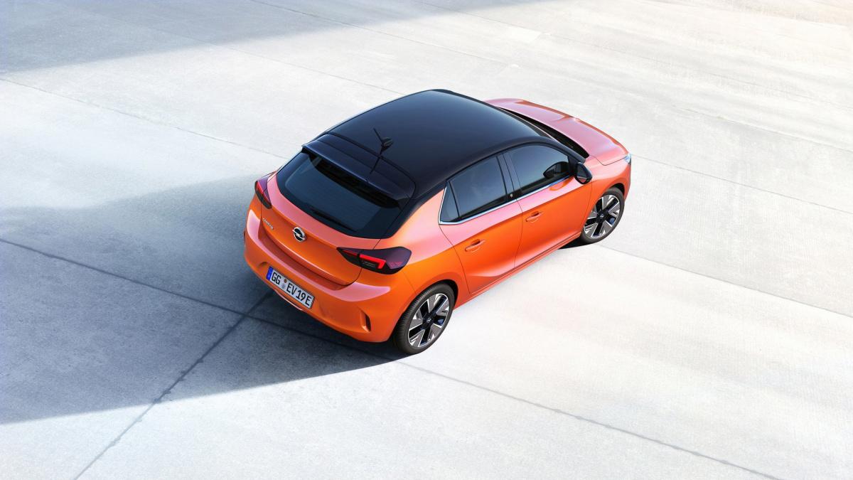 Opel Corsa-е