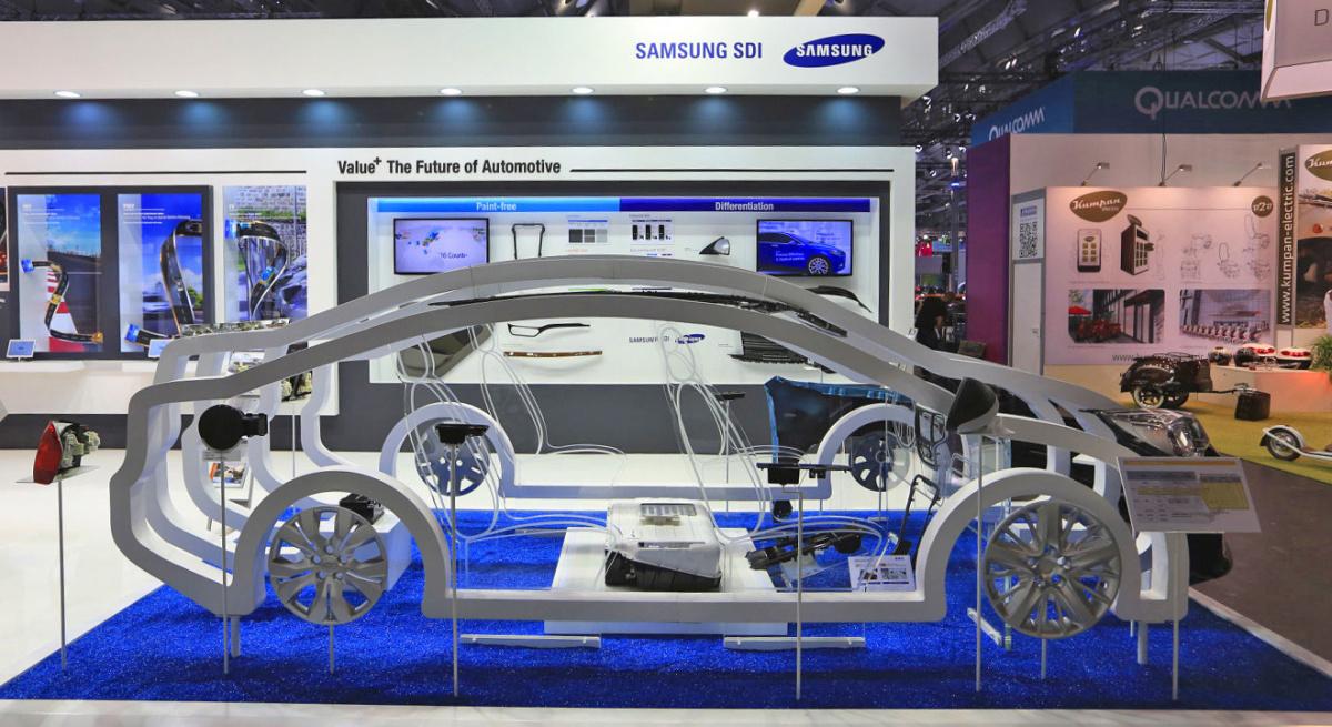 Дефицит батарей для электромобилей