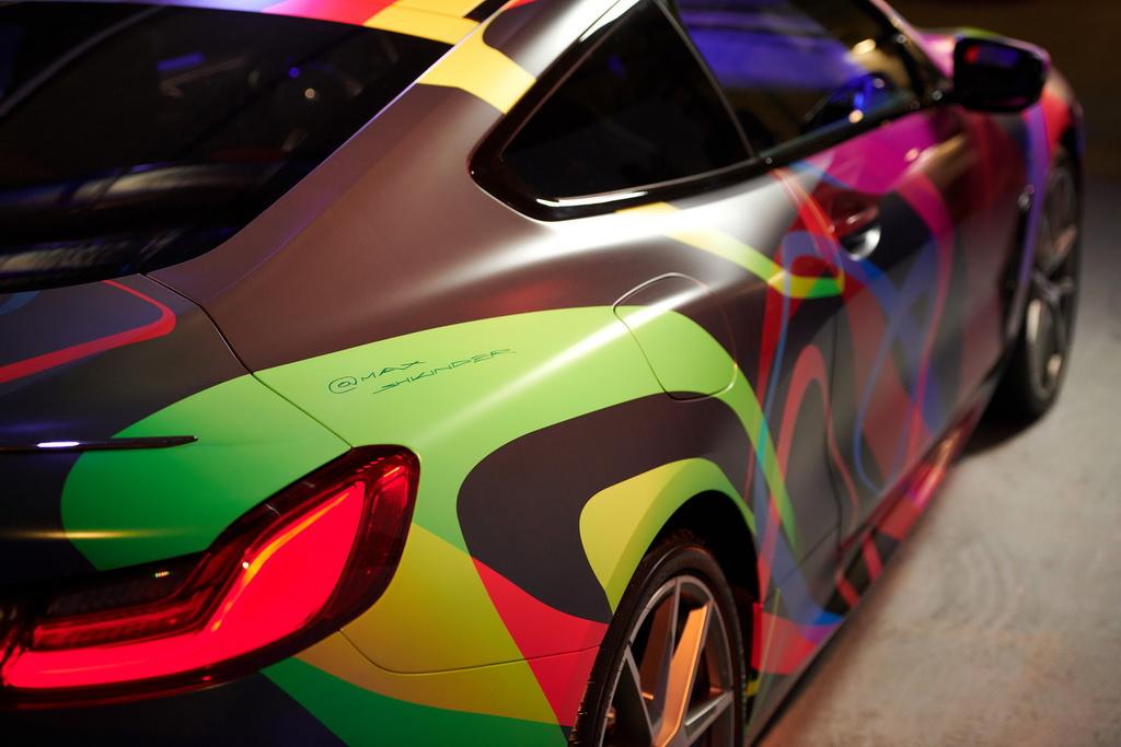 BMW Art Kyiv Week