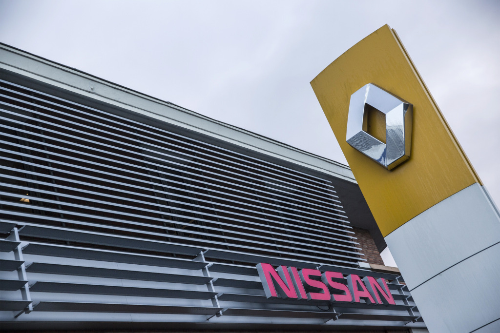 Renault-FCA, а что с Ниссан