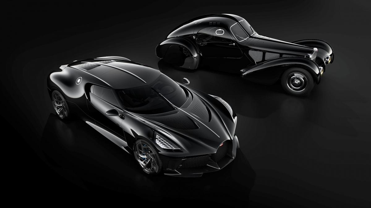 Черный цвет авто