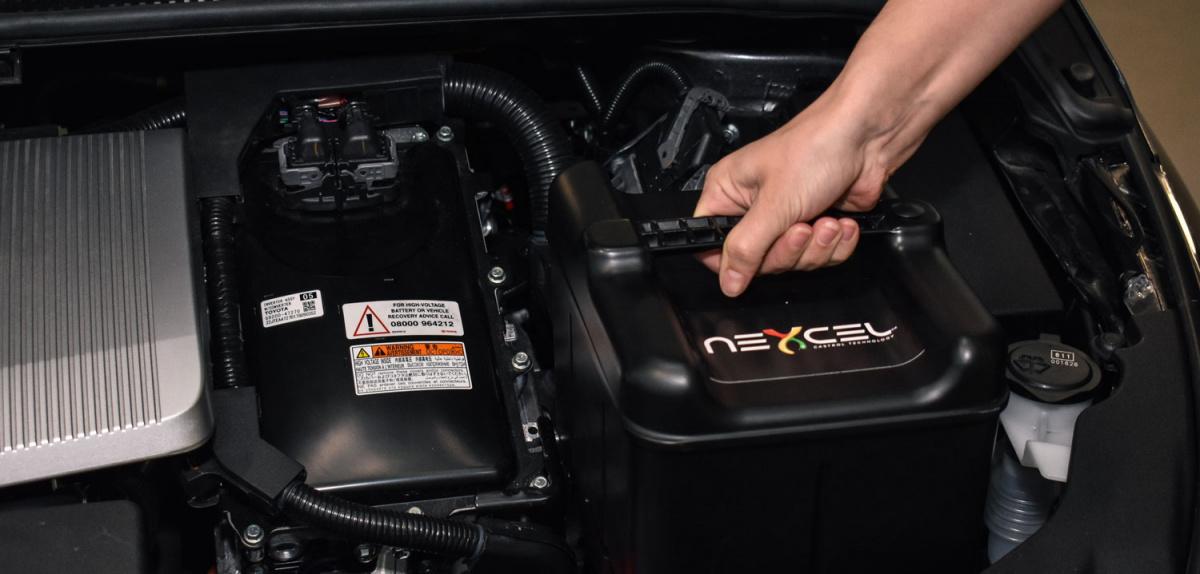 моторное масло - технология герметичных ячеек от Nexcel