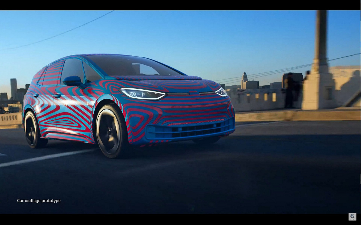 Volkswagen I.D.3.