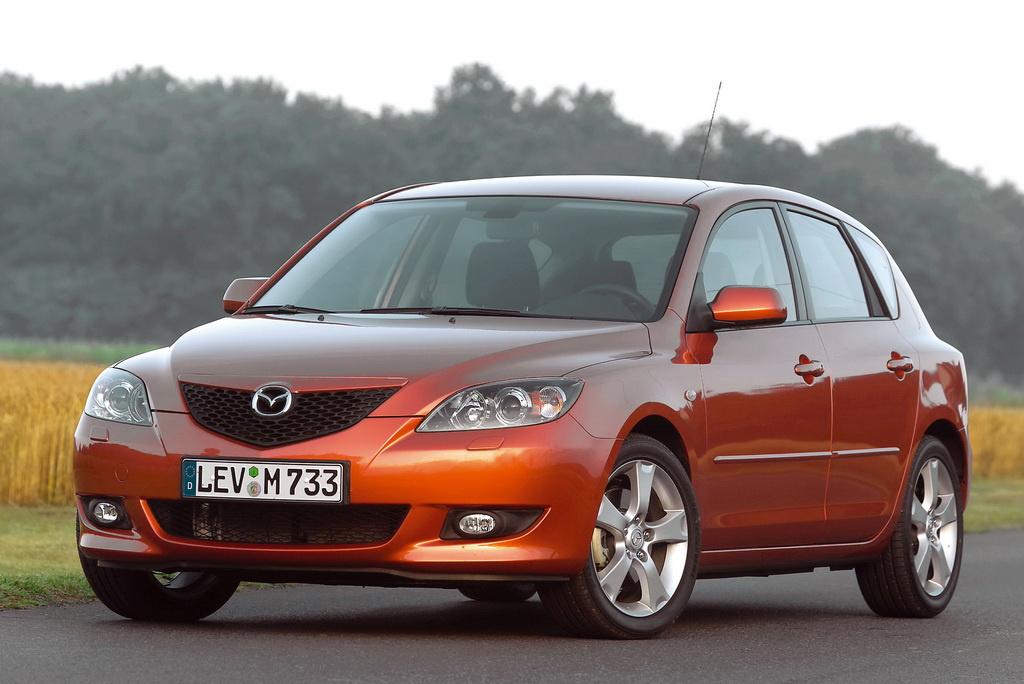 2003 Mazda3