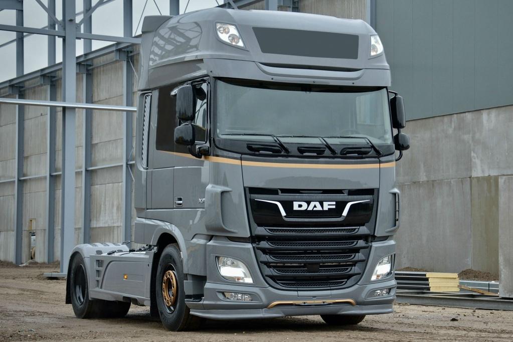 DAF XF 480 Endurance Edition
