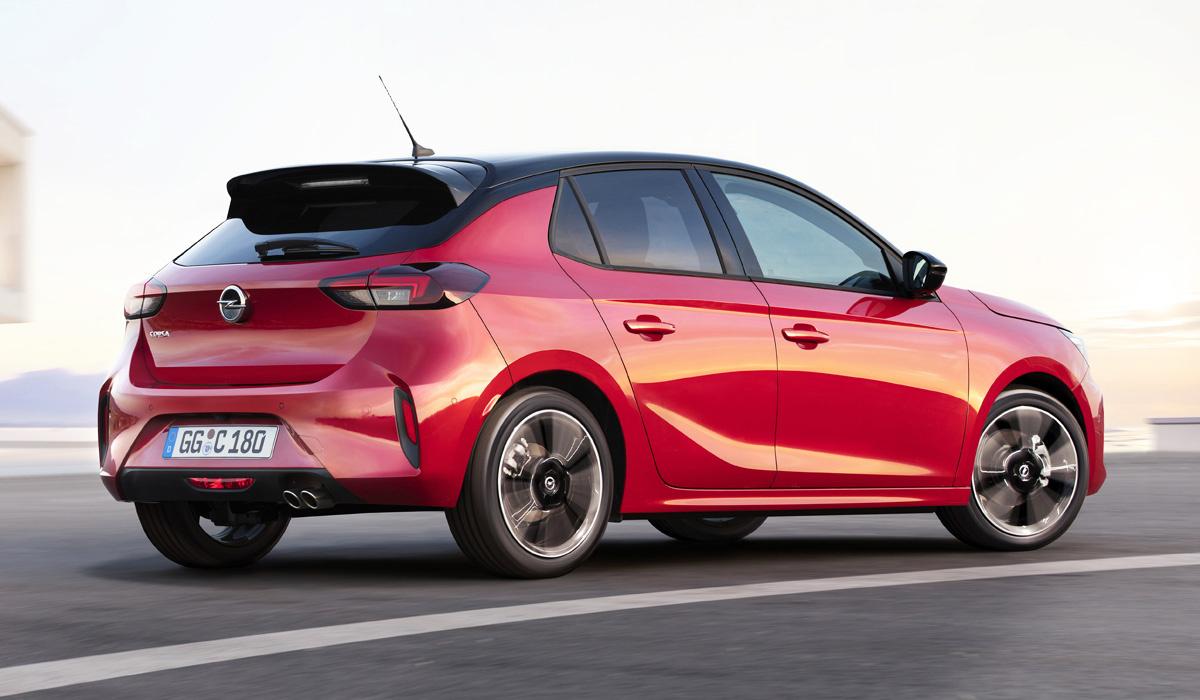Opel Corsa шестого поколения (F)