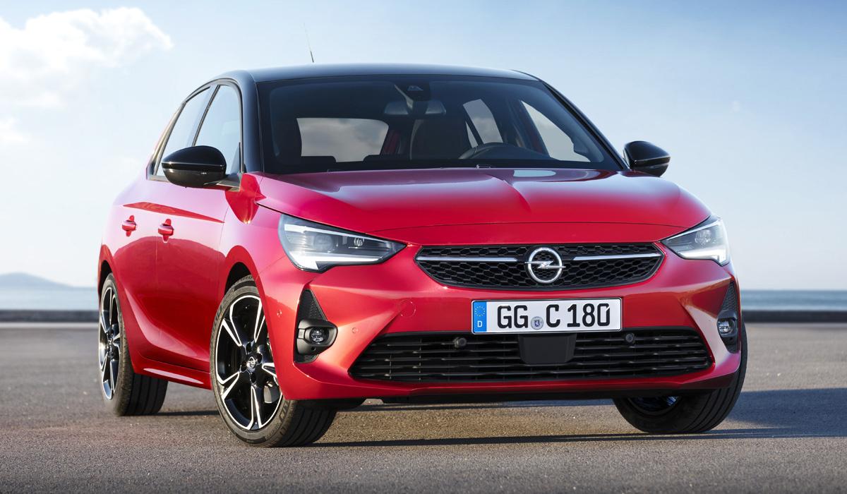 Opel Corsa шестого поколения