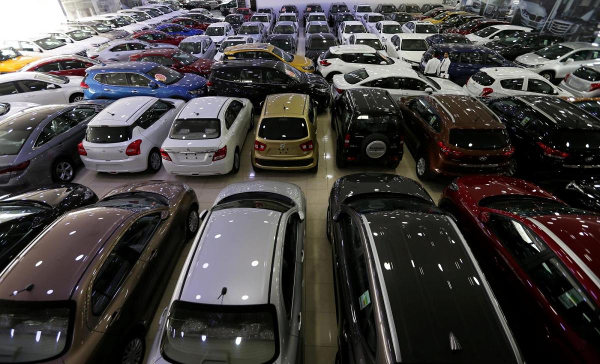Кладбища непроданных новых авто в Индии