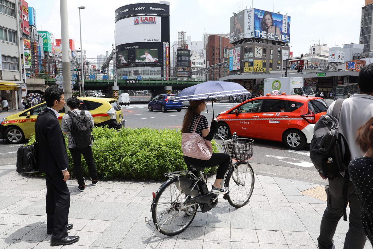 зачем японцы арендуют авто но не ездят на них