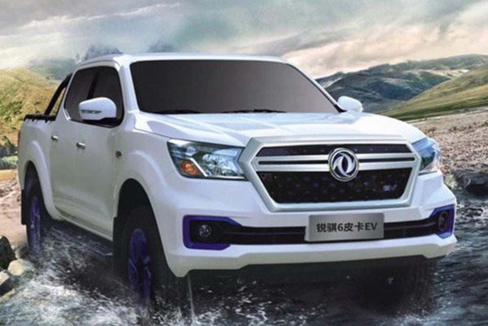 Китайская марка Dongfeng представила две «зеленых» модели