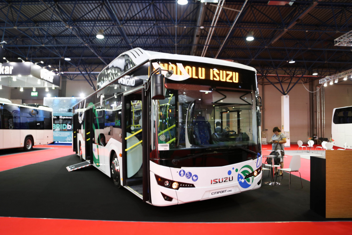 Busworld Central Asia 2019