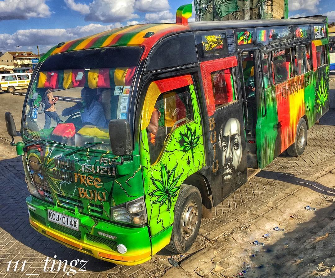 автобус матату _7