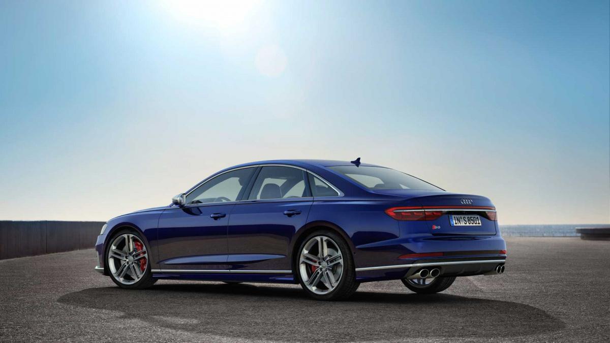 """Картинки по запросу """"Audi S8 2020"""""""