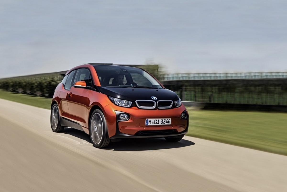 BMW не верит в электромобили