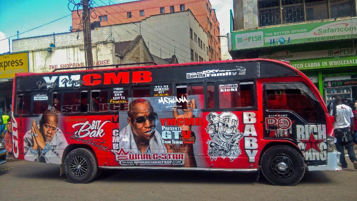 автобус матату _9