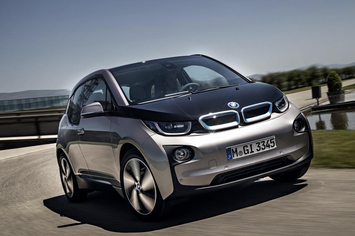 эектрокар BMW i3