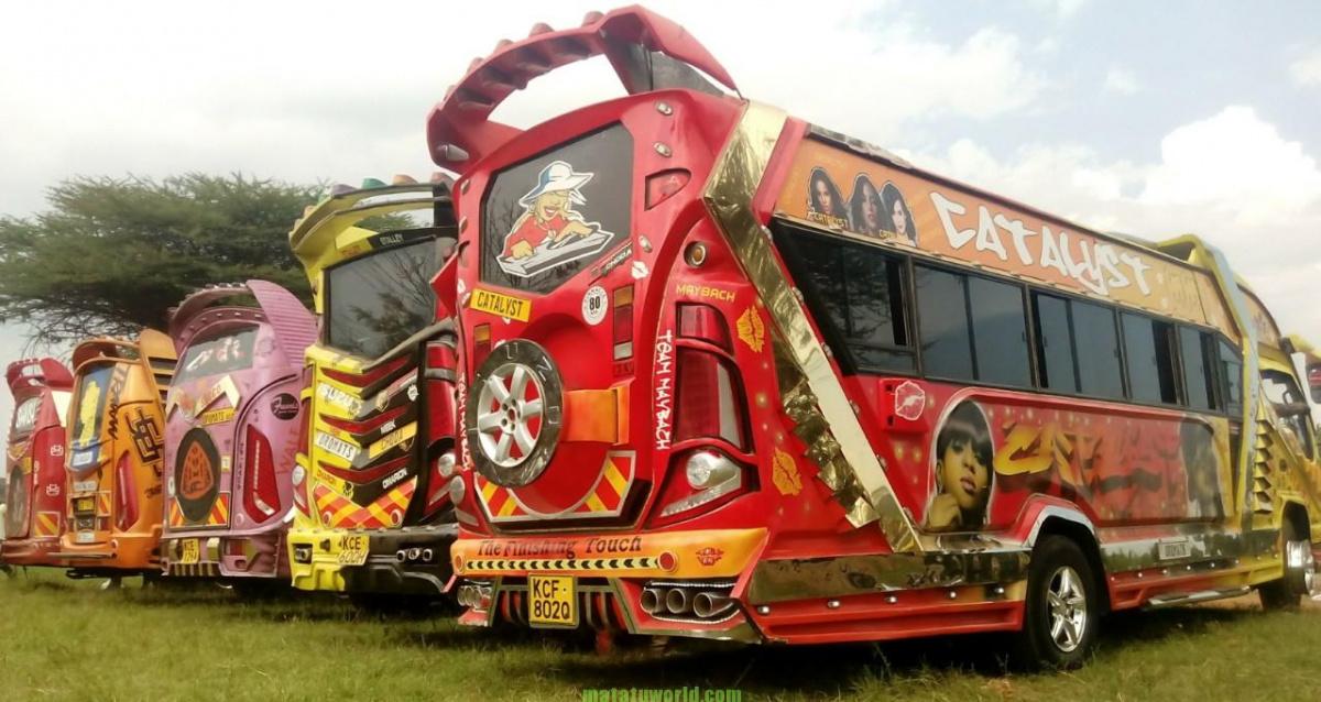 автобус матату _4