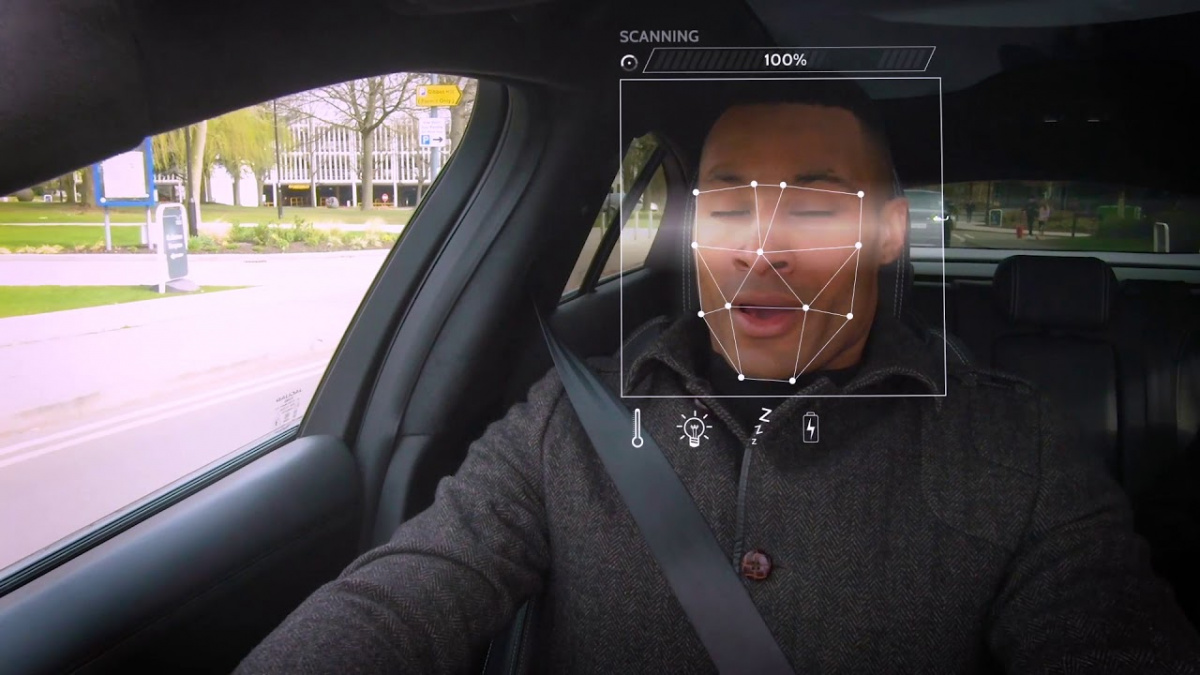 Jaguar Land Rover научил автомобиль понимать наше настроение