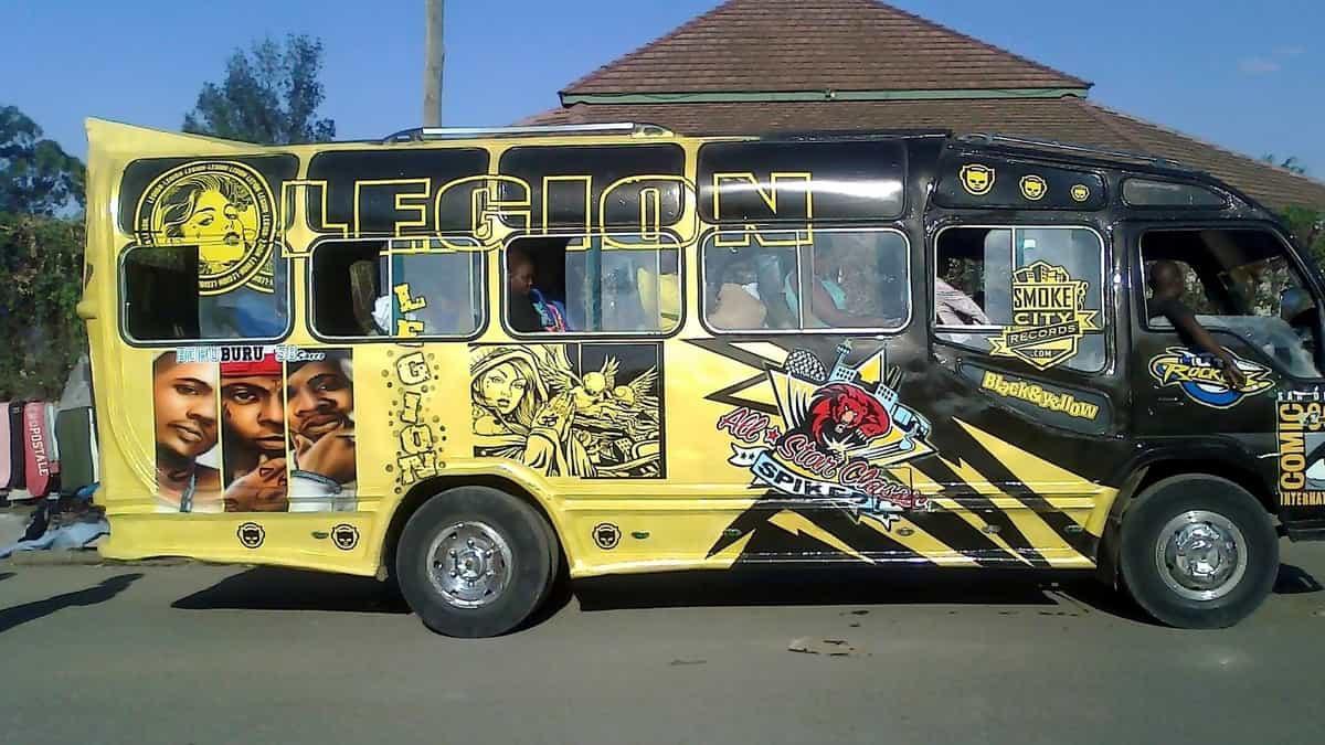 автобус матату _11